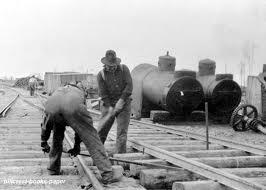 building train tracks