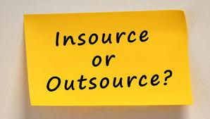 outsource insource