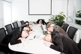 sleepy board members