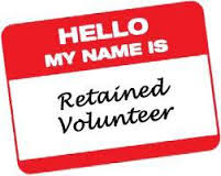 retained volunteer