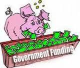 govt funding