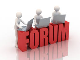 internet forums