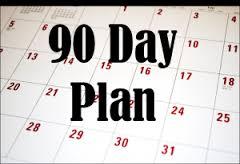 first 90 days