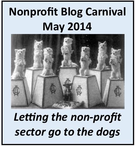 May 2014 nonprofit carnival logo