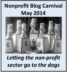 May 2014 nonprofit carnival logo