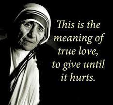 give til it hurts