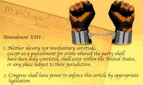 slavery amendment