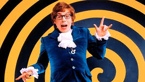 austin powers time travel