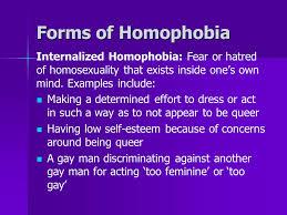 internalized homo