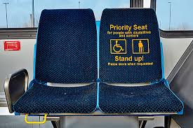 seat on bus